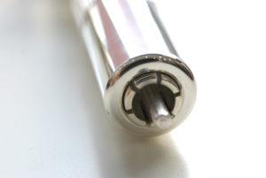 Audioquest WEL Signature RCA Stecker von vorne