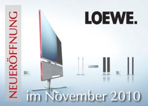Loewe in Reutlingen - ab November 2010 bei sound@home