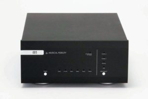 Musical Fidelity M1 DAC Front