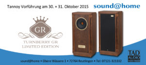Tannoy Turnberry GR LE