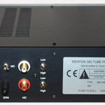 Remton 383 MK2 MM/MC Röhren-Phonovorverstärker