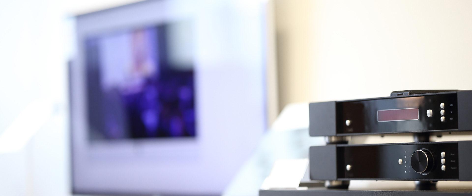 sound@home - Multimedia TV + Audio