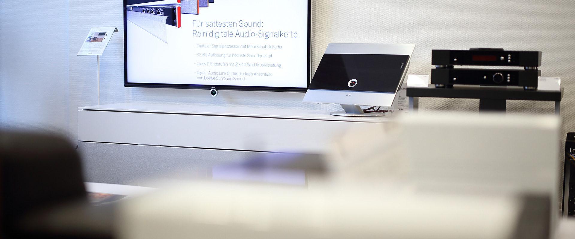 sound@home - Loewe in Reutlingen