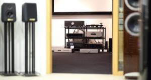 sound@home - Innenansicht Ladengeschäft