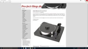 Pro-Ject-Shop.de