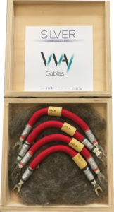 WAY Cables Silver Jumper