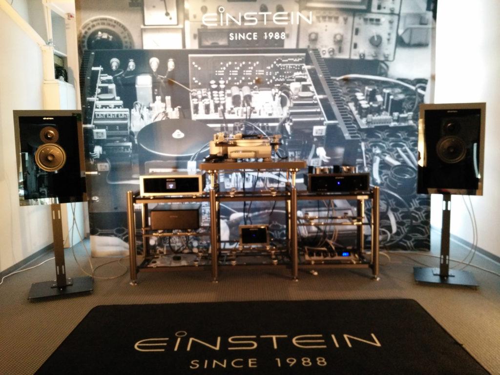 Einstein Audio komplette Kette