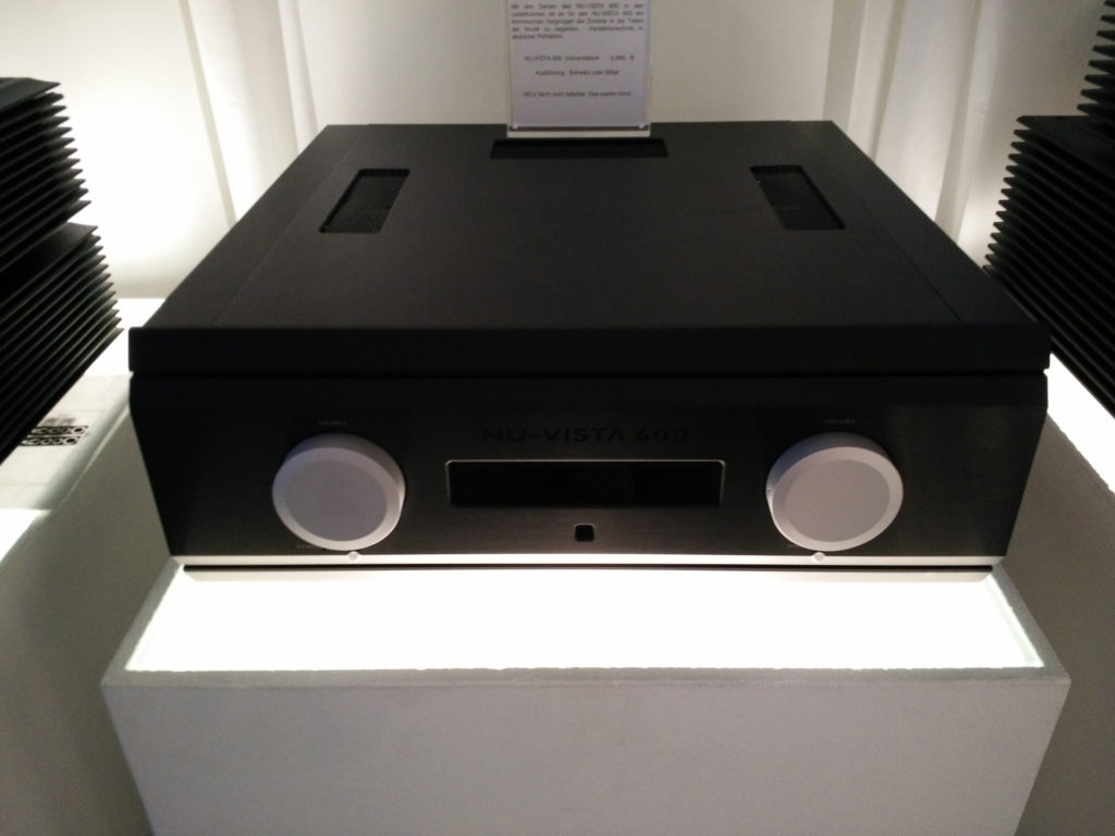 Musical Fidelity NuVista600