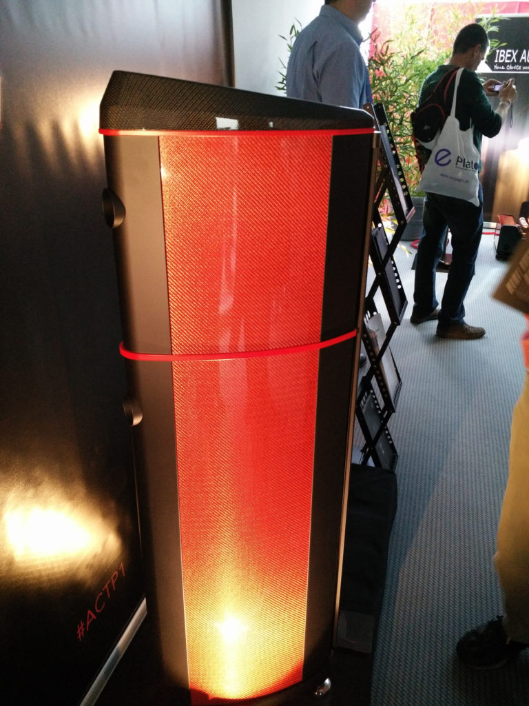 Wilson Benesch A.C.T. One Evolution RED CARBON