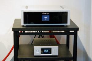 Einstein Audio The Tune mit Aurender X-100