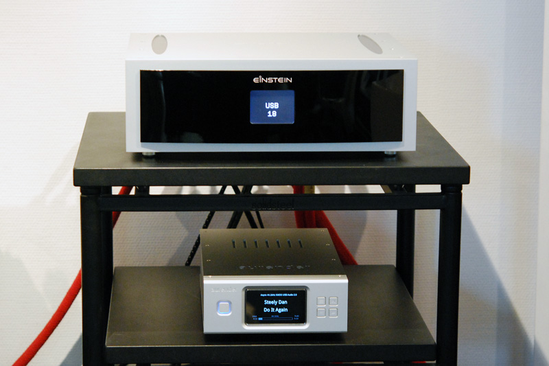 Einstein Audio The Tune mit Aurender X-100