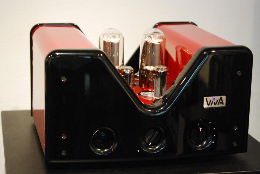 Viva Audio Solistino SET Röhren-Vollverstärker