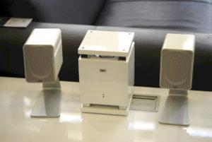ELAC Sub2010.2 + 301.2 XL 2.1 System, weiß