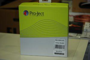 Pro-Ject DAC BOX S FL, schwarz, NEU, OVP