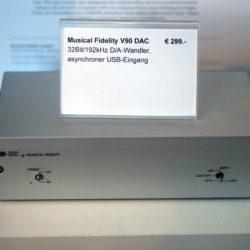 Musical Fidelity V90-DAC Ausstellungsgerät