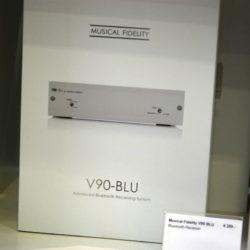 Musical Fidelity V90-BLU, NEU, OVP