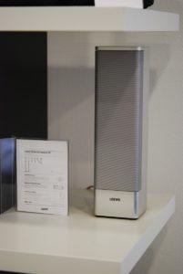 Loewe Universal Speaker, silber
