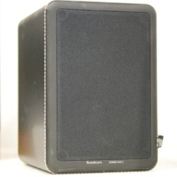 audio pro Living LV2e, schwarz (Paar)