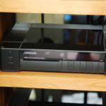 Meridian G08.2 CD-Player, schwarz