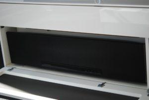 LOEWE Individual Slim Sound Projector, black