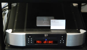 Moon 750 D CD-Player/DAC Ausstellungsgerät