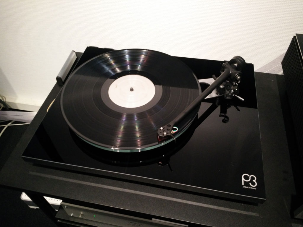 Rega Planar 3