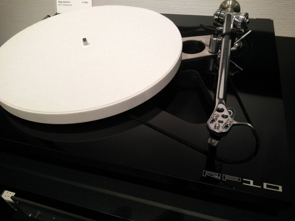 Rega RP10