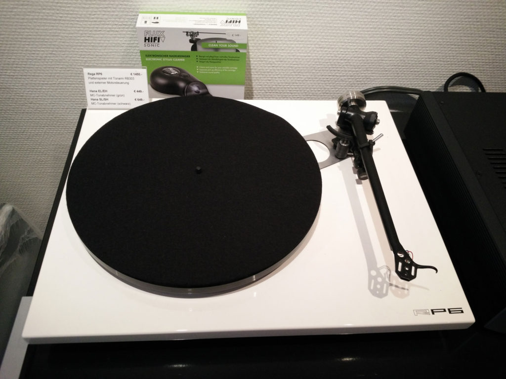 Rega RP6
