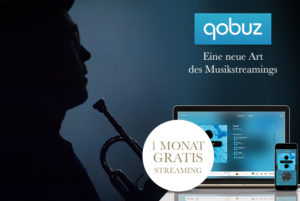 qobuz 1 Monat gratis Streaming
