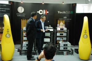 TechDAS, CH Precision, Vivid, Artesania