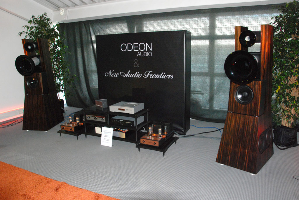 Odeon Audio und NAT