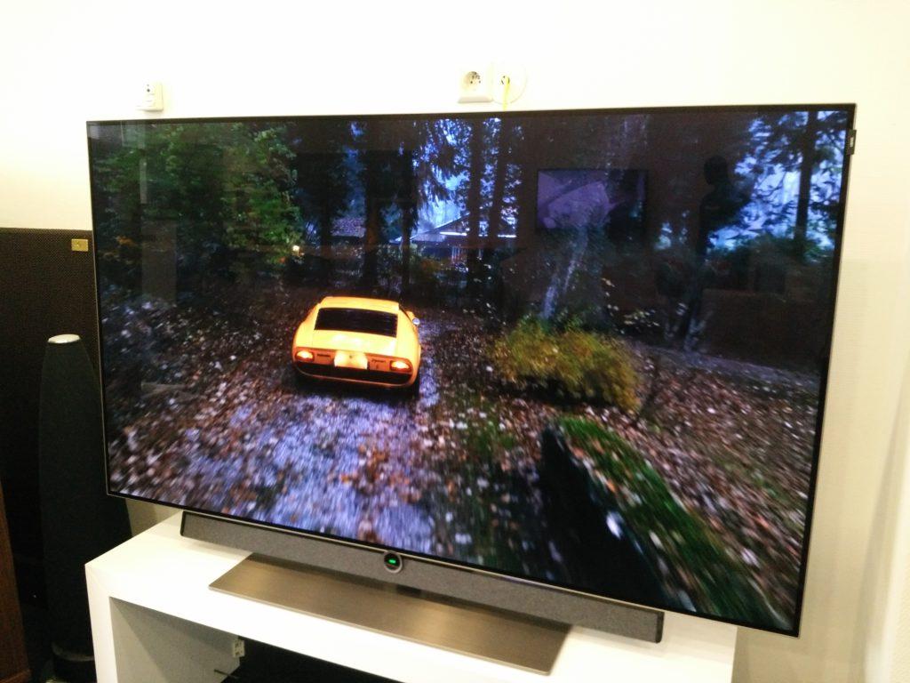 Loewe bild5.65 OLED TV