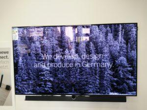 Loewe bild4 OLED TV