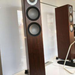 Monitor Audio Silver 200 Nussbaum-Furnier