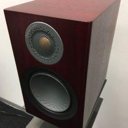 Monitor Audio Silver 50 Rosenholz-Furnier