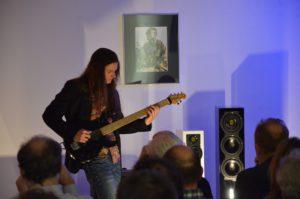 sound@home hifi concert mit Jan Henning