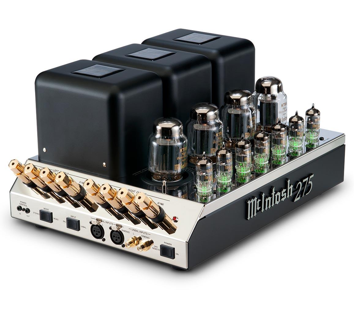 McIntosh MC275AC Röhren-Endverstärker