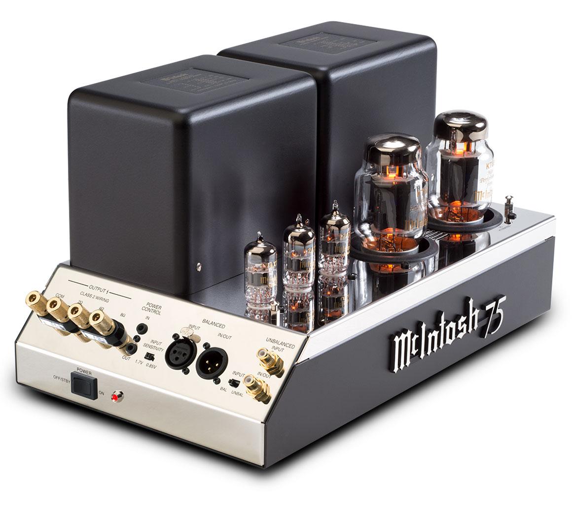 McIntosh MC75AC Röhren-Endverstärker