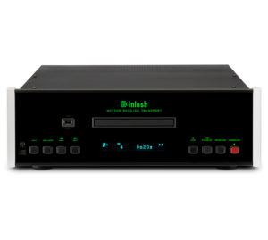 McIntosh MCT500AC CD/SACD-Laufwerk