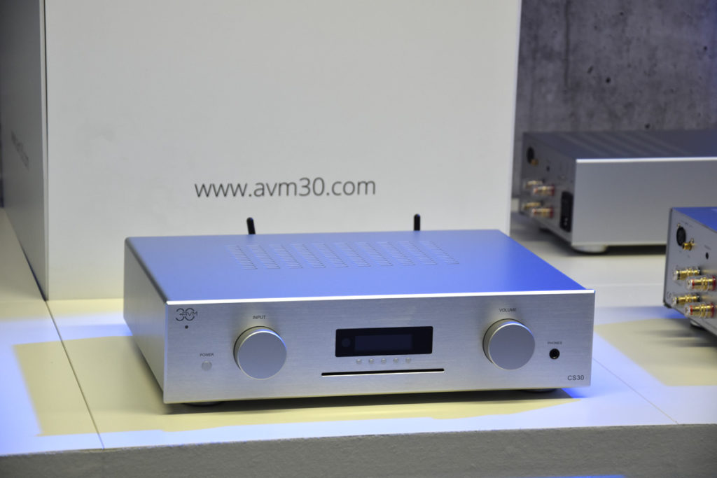AVM CS30 CD-Streaming-Receiver