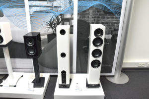 Elac Argo FS wireless