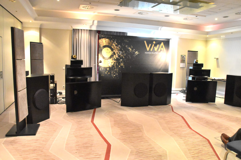 Viva Audio Master Horn