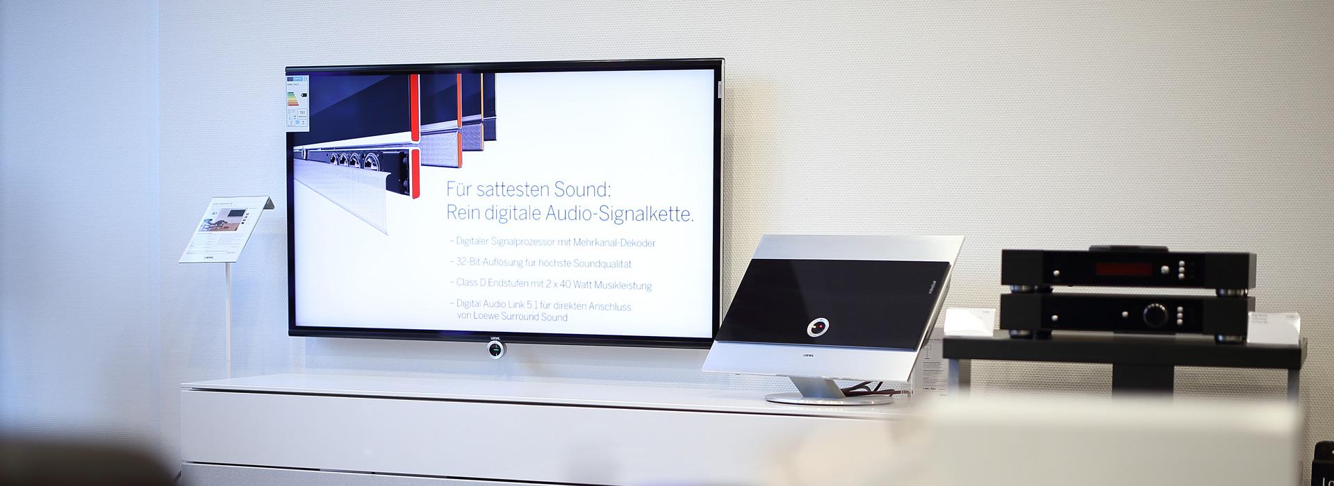 sound@home - Loewe TV