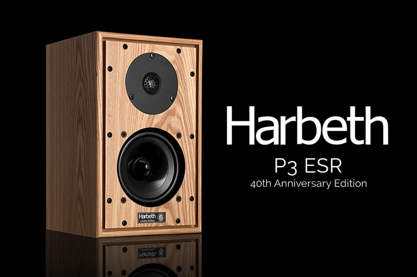 Harbeth P3 ESR 40th Anniversary