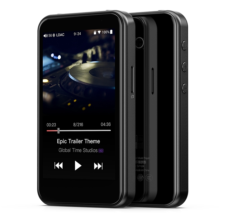 FiiO M6 mobiler Hi-Res Audio-Player